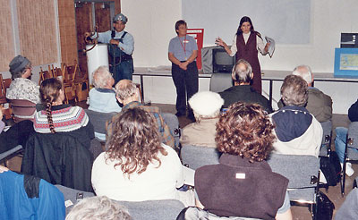 Informational Meeting Presentation in Pacifica, CA, November 9, 2005