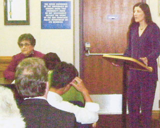Open Forum at the San Francisco West Side Democratic Club